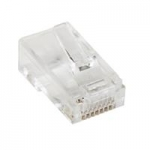 Startech Cat 5e RJ-45 Modular Plugs for Stranded Wires - 50 Pack