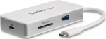 StarTech USB-C MultiPort Adapter Dock with Power Delivery - USB-C, HDMI, RJ-45, USB Type-A, SD Card Reader + Be in the draw to WIN 1 of 2 $500 Prezzy Cards
