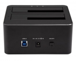 StarTech USB 3.0 Dual Bay Docking Station for 2.5 & 3.5 Inch SATA Hard Drives + Prezzy Card Draw Offer
