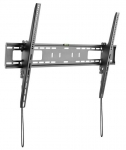 StarTech Tiltable Wall Mount Bracket for 60-100 Inch Curved Flat Panel TVs or Monitors - Up to 75kg