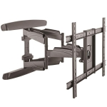 StarTech Heavy Duty Steel Full Motion Wall Mount Bracket for 32-70 Inch TVs or Monitors - Up to 45kg