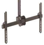 StarTech 560 to 910mm Ceiling Mount Bracket for 32-75 Inch Flat Panel TVs or Monitors - Up to 50kg + Prezzy Card Draw Offer
