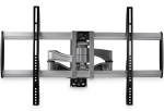StarTech Full-Motion Tiltable Wall Mount for 32-75 Inch Flat Panel TVs & Monitors - Up to 85kg