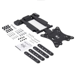 StarTech Heavy Duty Steel Full Motion Wall Mount Bracket for 22-55 Inch TVs or Monitors - Up to 35kg + Prezzy Card Draw Offer