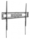 StarTech Heavy Duty Fixed Wall Mount Bracket for 60-100 Inch Curved & Flat Panel TVs or Monitors - Up to 75kg