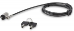 StarTech Keyed Cable Lock for Laptop - Push-to-Lock Button