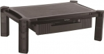 StarTech Large Height Adjustable Monitor Riser with Drawer