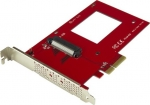 Startech U.2 to PCIe Adapter for 2.5Inch U.2 NVMe SSD - SFF-8639