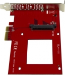 StarTech PCI Express x4 to SFF-8639 Adapter for U.2 NVMe SSD