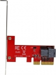 StarTech PCI Express x4 to SFF-8643 Adapter for PCIe NVMe U.2 SSD