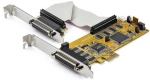 StarTech 8 Port RS232 Serial PCI Express Card with 16C1050 UART + Be in the draw to WIN 1 of 2 $500 Prezzy Cards
