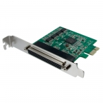 StarTech 8 Port DB9 RS232 Serial PCI Express Adapter Card with 16950 UART