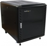StarTech 12RU 740mm Deep Knock Down Server Cabinet with Casters