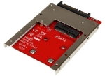 StarTech 2.5 Inch SATA to mSATA Adapter Card