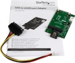 StarTech mSATA to SATA Internal Drive Bay Adapter