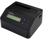 StarTech USB 3.0 Standalone SATA Drive Eraser and Hard Drive Dock with 4Kn Support