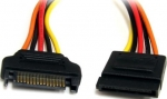 StarTech 30cm 15 pin SATA Power Extension Cable + Be in the draw to WIN 1 of 2 $500 Prezzy Cards
