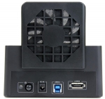StarTech USB 3.0 or eSATA Docking Station for 2.5 & 3.5 Inch SATA Drive with UASP & Cooling Fan + Prezzy Card Draw Offer