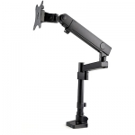 StarTech Full Motion Single Monitor Desk Mount Bracket for 17-34  Inch Flat Panel TVs or Monitors - Up to 8kg + Prezzy Card Draw Offer