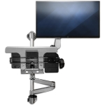 StarTech Premium Single Monitor & Keyboard Tray Computer Workstation Wall Mount for 13-30 Inch Flat Panel TVs - Up to 9kg + Be in the draw to WIN 1 of 2 $500 Prezzy Cards