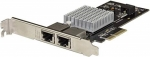 StarTech 2 Port PCI 10GBase-T / NBASE-T Ethernet Network Adapter Card with Intel X550 Chip + Be in the draw to WIN 1 of 2 $500 Prezzy Cards