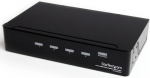StarTech 1 to 4 Port Full HD 1080p HDMI Video Splitter and Signal Amplifier
