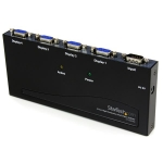 StarTech 1 to 4 Port 2k 2048 x 1536 VGA Video Splitter