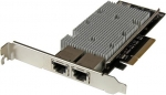 StarTech 2 Port 10GBase-T Ethernet PCI Express Dual Profile Network Card + Be in the draw to WIN 1 of 2 $500 Prezzy Cards