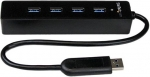 StarTech USB 3.0 4 Port Mini Hub with Built-in Cable + Prezzy Card Draw Offer
