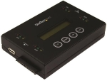 StarTech Drive Duplicator and Eraser for USB Flash Drives and 2.5 or 3.5 Inch SATA Drives