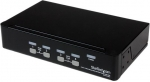 StarTech 4-Port 1U Rackmount USB KVM Switch with OSD