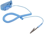 StarTech Anti Static Wrist Strap with Grounding Wire - Blue