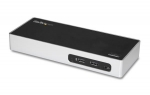 StarTech USB 3.0 Dual Monitor Laptop Docking Station - 1 x DVI, 1 x HDMI, 6 x USB 3.0, 1 x RJ-45, 1 x Audio-Jack, 1 x USB Type-B