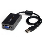 StarTech USB to VGA Multi Monitor External Video Adapter