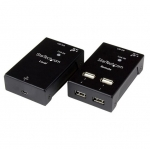 StarTech 4-Port USB 2.0 Over Ethernet Extender - Up to 50 metres