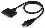 StarTech 0.5m SATA to USB 3.0 Type-A Adapter Cable with UASP