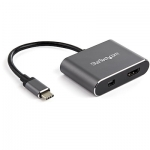 Startech USB-C to HDMI 2.0 or Mini DiplayPort 1.2 Monitor Adapter + Be in the draw to WIN 1 of 2 $500 Prezzy Cards