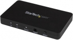 StarTech 2 Port HDMI 4K Automatic Video Switch with MHL Support - Black