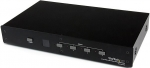 StarTech 4 Port VGA Video Audio Switch with RS232 control