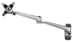 StarTech Premium 520mm Arm Wall Mount Bracket for 13-34 Inch Curved & Flat Panel TVs or Monitors - Up to 14kg + Prezzy Card Draw Offer