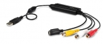 StarTech S-Video/Composite to USB 2.0 SD Video Capture Device Cable