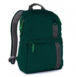 STM Banks 15 Inch Laptop Backpack - Botanical Green