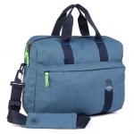 STM Judge 15 Inch Laptop Brief Shoulder Bag - China Blue