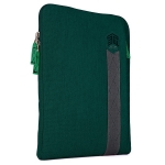 STM Ridge 13 Inch Laptop Sleeve - Botanical Green