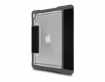 STM Dux Plus Duo Case with Pencil Storage for 10.2 Inch iPad (7th Gen) - Black