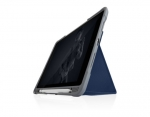 STM Dux Plus Duo Case with Pencil Storage for 10.2 Inch iPad (7th Gen) - Midnight Blue
