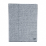 STM Atlas Folio Case with Apple Pencil Storage for iPad Pro 12.9 Inch (3rd Gen) - Grey