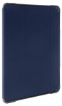 STM Dux Plus Duo Folio Case with Apple Pencil Storage for iPad Air 2019 & iPad Pro 10.5 Inch - Midnight Blue