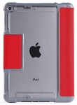 STM Dux Plus Duo Case with Pencil Storage for iPad Mini 4 & 5 - Red