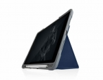 STM Dux Plus Duo Carrying Case for iPad 7th gen/ 8th Gen - Midnight Blue
